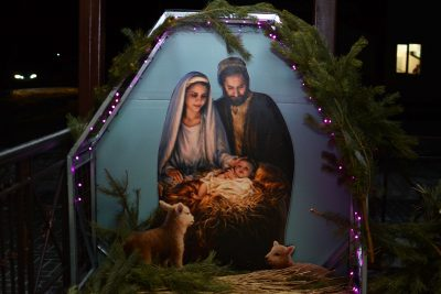 Рождество Христово отметили в инклюзивном поместье «Новых Берегах»