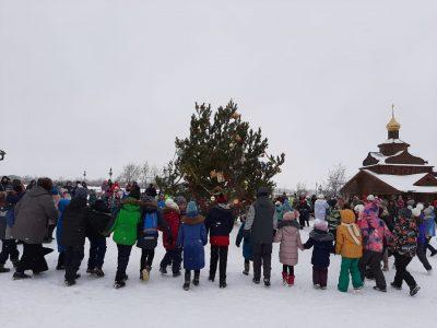Празднование Рождества Христова в Пензенской епархии