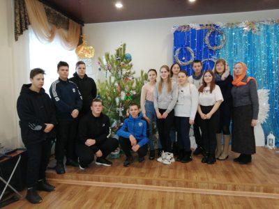 Нижнеломовским школьникам рассказали о работе Духовно-просветительского центра «Исток»