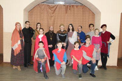 На базе Духовно-просветительского центра имени святителя Иннокентия Пензенского прошел православный молодежный лагерь