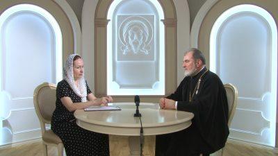 Гостем нового выпуска программы «Вопросы веры» стал протоиерей Иоанн Яворский
