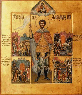Объявлен Епархиальный православный патриотический конкурс имени святого благоверного князя Александра Невского