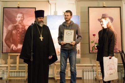 Протоиерей Павел Матюшечкин поздравил коллектив Пензенского художественного училища с годовщиной открытия учебного заведения