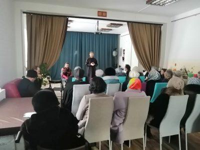 Представители Синодального отдела по Церковной благотворительности провели семинар в Пензе