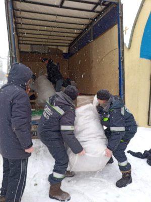 Социальная акция по помощи нуждающимся прошла при Покровском соборе Пензы