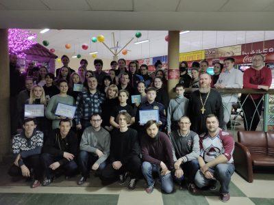 В Пензе прошел межприходской турнир по боулингу