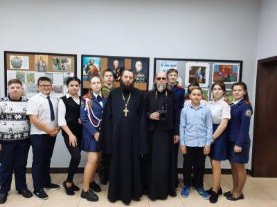 В Духовно-просветительском центре «Исток» состоялся районный конкурс художественного слова «Мы русские – с нами Бог!»