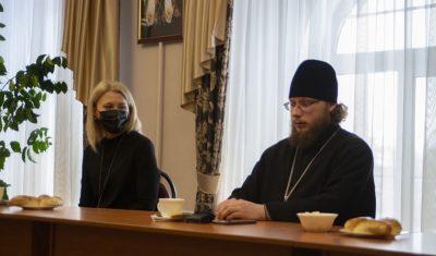 Иерей Виктор Сторожев рассказал СМИ о строительстве храма и воскресной школе в Заречном