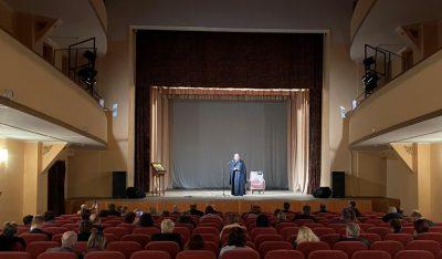 Представителям власти в Пензе рассказали об основах церковного протокола и этикета