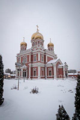 Митрополит Серафим поздравил митрополита Саратовского и Вольского Игнатия с днем тезоименитства