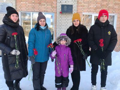 Представители православной молодежи приняли участие во Всероссийской акции «Защитим память героев»