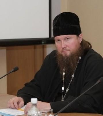 Свой 50-летний юбилей отмечает протоиерей Алексий Горшков