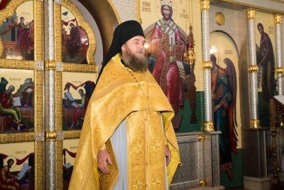 Пензенская епархия поздравляет игумена Петра (Кривцова) с 25-летием священнической хиротонии