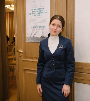 Доцент Пензенской духовной семинарии Аристова К.Г. приняла участие в международной конференции