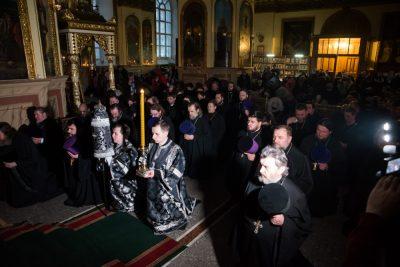 Мир Православия. Прощеное воскресенье