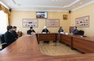 Состоялась VI Всероссийская студенческая научно-богословская конференция «Христианство и мир»