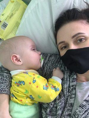 «Донские» помогают детям-отказникам в детской больнице