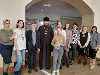Олимпиада по Закону Божию «Памяти Александра Невского» состоялась в Пензе