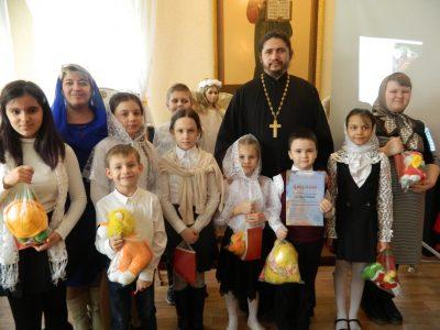В Покровском архиерейском соборе завершился 2-й фестиваль-конкурс «Русь православная»