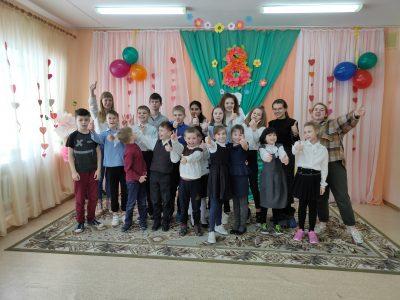 Представители православной молодежи провели мастер-классы для воспитанников приюта