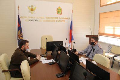 Помощник начальника УФСИН по организации работы с верующими принял участие в обучающем семинаре