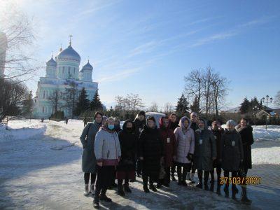 Состоялось паломничество в Серафимо-Дивеевский монастырь в Дивеево