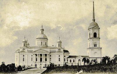 Смерть и погребение Преосвященного Антония, епископа Пензенского и Саранского