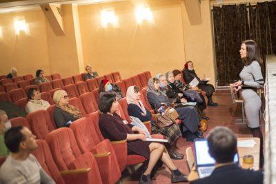 В епархиальном духовно-просветительском центре стартовал цикл бесплатных консультаций по вопросам недвижимости