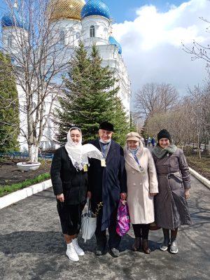 Пензенские паломники посетили Параскево-Вознесенский женский монастырь в селе Пайгарма