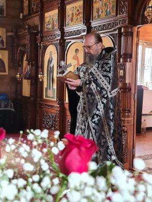 Пензенская епархия поздравляет протоиерея Вячеслава Логинова с 30-летием священнической хиротонии