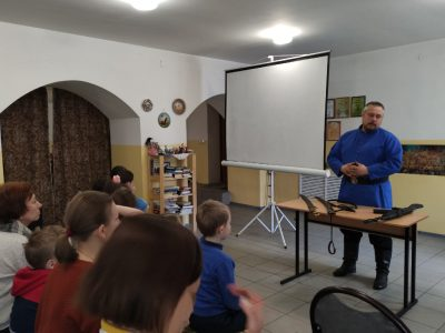 В Центре казачьей культуры при Покровском соборе начинает свою работу «ШКОЛА ТРАДИЦИЙ»