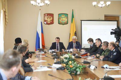 Священник Виктор Сторожев принял участие в заседании рабочей группы по делам казачества при правительстве Пензенской области