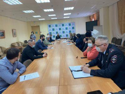 Священник Виктор Сторожев принял участие в заседании этноконфессионального совета города Заречный