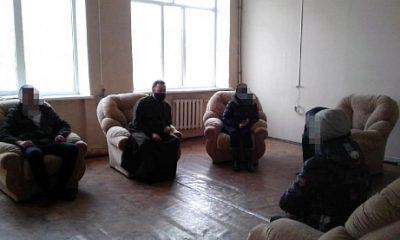 Протоиерей Антоний Шварев встретился с осужденными без изоляции от общества в Уголовно-исполнительной инспекции