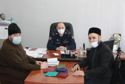 Представители религиозных конфессий обсудили вопросы духовно-нравственного воспитания подозреваемых, обвиняемых и осужденных