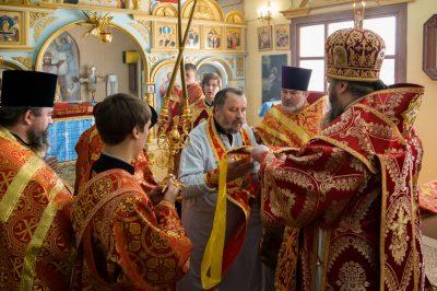 Свой 60-летний юбилей отмечает протоиерей Александр Егоров