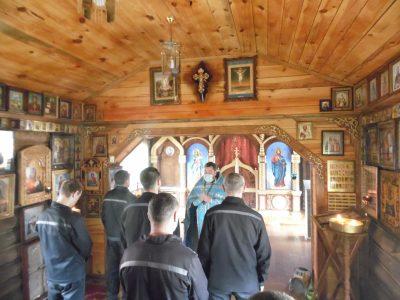 В исправительной колонии №7 состоялось богослужение в рамках Всероссийской акции «Неделя молитвы»