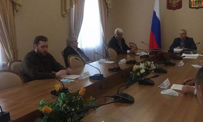 Протоиерей Антоний Шварев принял участие в заседании комиссии по вопросам помилования
