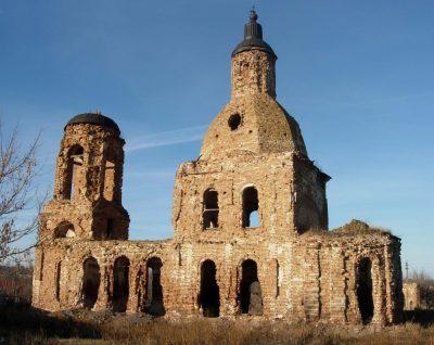 Пензенская епархия приглашает на пасхальный крестный ход в Успенский храм села Калинино