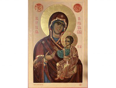 Со Святой Горы Афон в Пензу привезут Иверскую икону Божией Матери