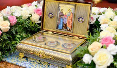Ковчег с частью Пояса Пресвятой Богородицы прибывает в Пензу