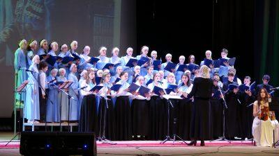 Детско-юношеская хоровая школа «Преображение» Пензенской епархии объявляет набор детей на 2021/2022 учебный год
