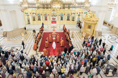 В Пензу доставлена великая святыня – часть Пояса Пресвятой Богородицы