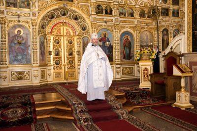 Пензенская епархия поздравляет протоиерея Николая Тищенко с 30-летием священнической хиротонии