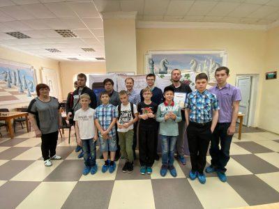 В Пензе прошел традиционный Пасхальный шахматный турнир