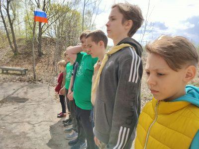 Добровольцы НОРД «Русь» отметили день рождения русского разведчества