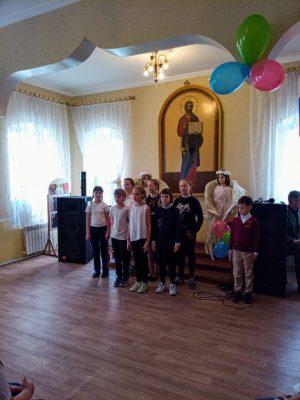 В Духовно-просветительском центре при Покровском соборе прошел праздничный концерт ко Дню Великой Победы