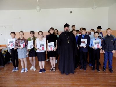 В селе Степановка состоялись Кирилло-Мефодиевские чтения