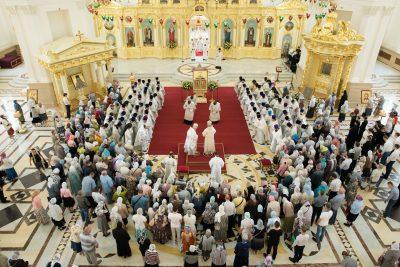 Мир Православия. О Соборе пензенских святых