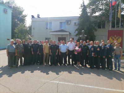 Протоиерей Антоний Шварев принял участие в торжествах по случаю 30-летия со дня создания отдела специального назначения «Фобос»